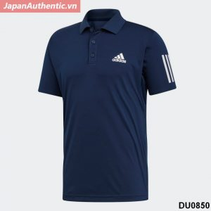 JAPANAUTHENTIC-ADIDAS-NAM-AO-POLO-TENNIS-CLUB-XANH-NAVY-DU0850